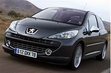 peugeot 207 rc 2007 peugeot 207 rc review top speed