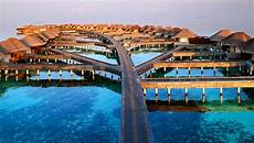 the dazzling w retreat and spa w hotel maldives 2018 world s best hotels