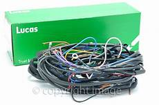 Wiring Harnes Uk by Bsa A7 A10 Swinging Arm Wiring Harness 1957 Genuine