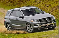 2013 mercedes m class reviews and rating motor trend