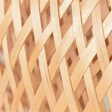abat jour beige en bambou nujaro 3 suisses