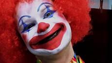 Schminken Männer - clown make up kost 252 m schmink tutorial