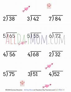 free math worksheets division no remainders 6861 free printable s day math worksheets