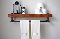 Badezimmer Regal Holz - 20 savvy handmade industrial decor ideas you can diy for