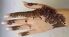 100 Motif Gambar Henna Simple Unik Dan Paling Cantik