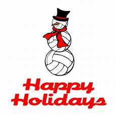 happy holidays volleyball volleydojo