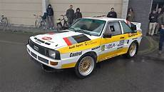 audi sport quattro s1 replica lovely 5 cylinder engine