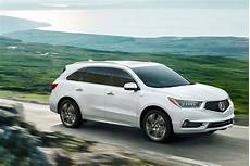 2017 acura mdx sport hybrid unveiled first ever hybrid