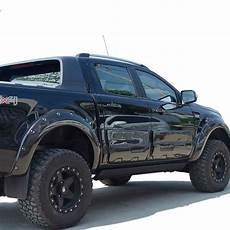 kotfl 252 gelverbreiterung k6 offroad ford ranger 2015 bis 2018