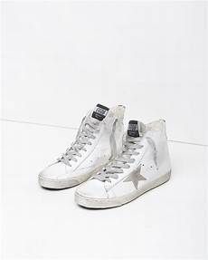 lyst golden goose deluxe brand francy high top sneaker