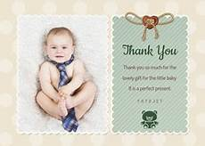 thank you card template baby birthday baby thank you cards make custom baby thank you cards