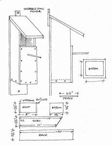 screech owl house plans screech owl house plans flickr photo sharing