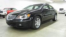 2007 acura rl awd super clean inside out