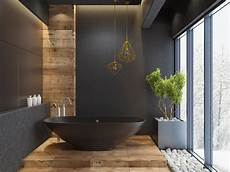 black bathroom ideas these black bathroom ideas will inject some character and secrecy to your home inspiralist