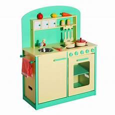 homcom cuisine enfant en bois cuisine pour enfant avec 12