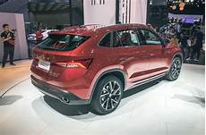 New Skoda Kodiaq Gt Revealed As China Only Suv Coupe Autocar