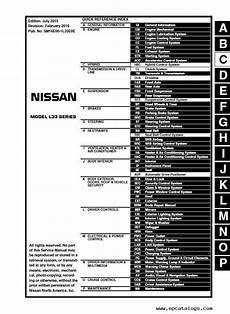 car engine repair manual 1993 nissan altima electronic valve timing download nissan altima l33 model 2014 2016 esm