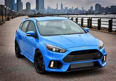 2016 ford focus rs configurator goes live confirms