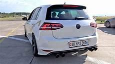 Volkswagen Golf 7 R Hpt Stage 2 W Akrapovic Exhaust