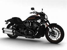 Harley Davidson V Rod Rod Special 2013 3d Model Max