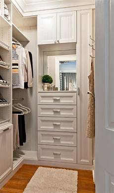 Bedroom Closet Ideas For Small Spaces by Small Walk In Closet Design Closet Transitional With