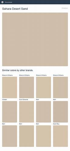desert sand glidden click the image to see similiar colors by other brands 2017