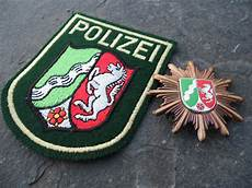 Four Bees Polizei Nordrhein Westfalen Patch Badge