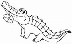 ausmalbilder krokodil malvorlagen ausdrucken 2