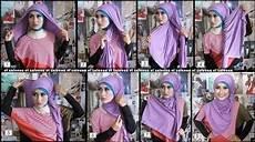 Tutorial About Segi Empat Dan Pashmina Hijabiworld