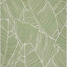 papier peint vinyle papier peint vinyle sur intiss 233 vert bananier castorama