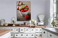 tableau pour cuisine tableau cuisine coupelle de fraises izoa