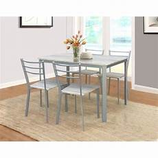 table de cuisine design table de cuisine et salle 224 manger 4 chaises athenes