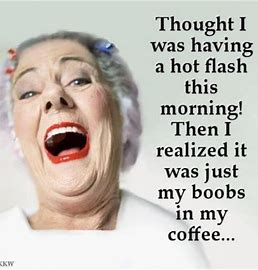 Image result for old women drinking coffee funny
