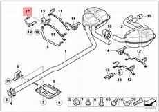 Genuine Mini Cooper Mini Exhaust Support Bracket Rear