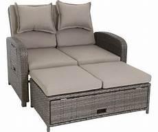 Lounge Sofa Balkon - greemotion bahia loungesofa 2 sitzer ab 399 00