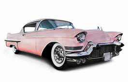 Pink Cadillac Car Stock Photo Image Of Iconic Classic