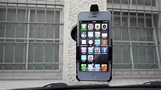 iphone 5 kfz halterung test plus gewinnspiel mumbi auto