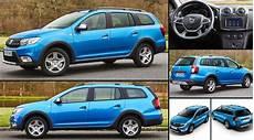 Dacia Logan Mcv Stepway 2018 Pictures Information Specs