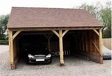 comment construire garage en bois