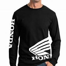 honda t shirt honda wing jersey black t shirt motorcycle racing hrc crf