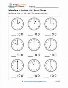 time worksheets on the hour 3122 grade level worksheets a wellspring of worksheets