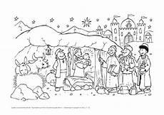Malvorlage Bethlehem Ausmalbilder Weihnachten Christlich Frisch Malvorlage Haus