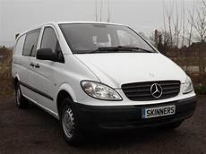 used 2010 mercedes vito 111 cdi lwb dualiner price is