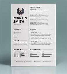 modern cv resume templates with cover letter design graphic design junction