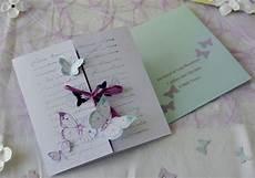 faire part papillon mariage invitation mariage carte