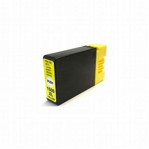 Tinta CANON PGI-7500XL Yellow