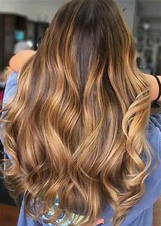 balayage highlights with style