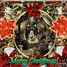 merry christmas nativity picture 131362336 blingee com