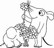 Malvorlagen Elefant Und Maus Ausmalbilder Die Maus Kostenlos Malvorlagen Zum