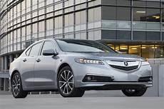 2016 acura tlx gas mileage the car connection